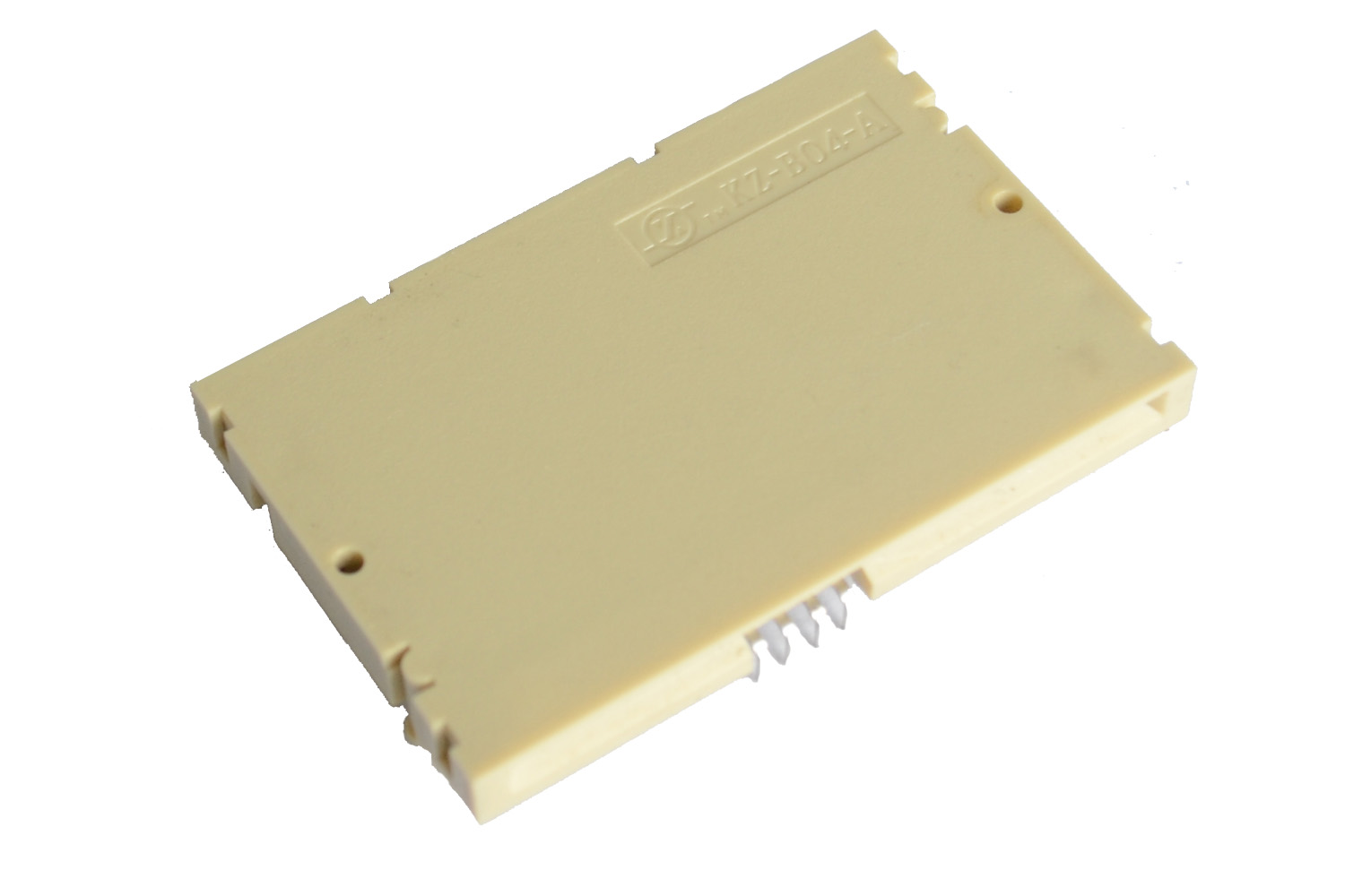 Friction type IC connector KZ-B04A